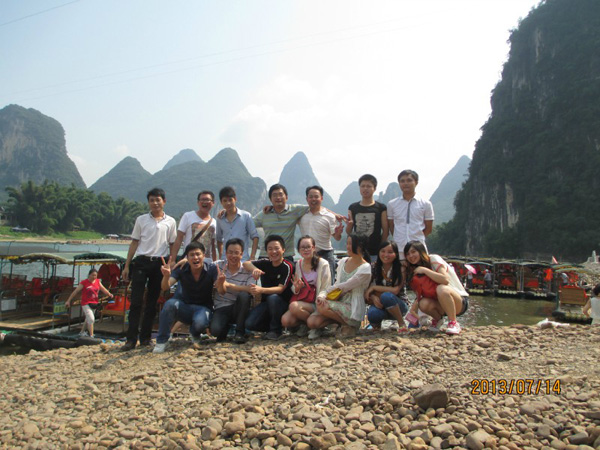Company Travel to Gulin